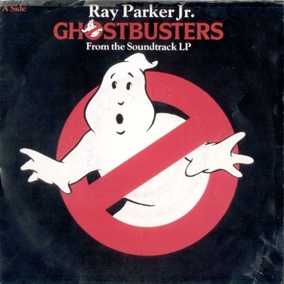 Ray Parker Jr. - Ghostbusters - 1984