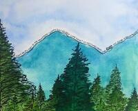 Vacances à la montagne [3] Psaume 121
