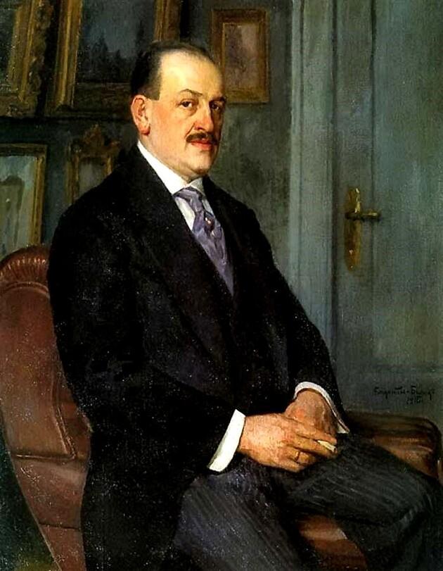 Bogdanov,le portraitise