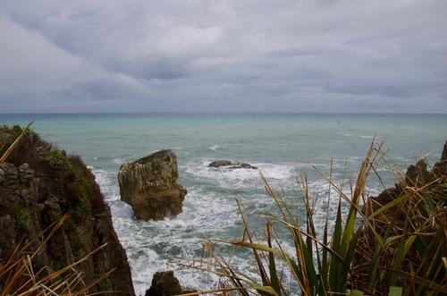 de Greymouth à Nelson