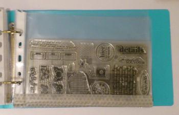 Comment bien ranger ses tampons transparents