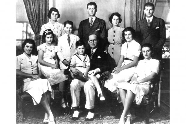 famille-kennedy