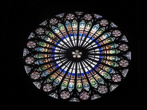 ... cathédrale de Strasbourg...