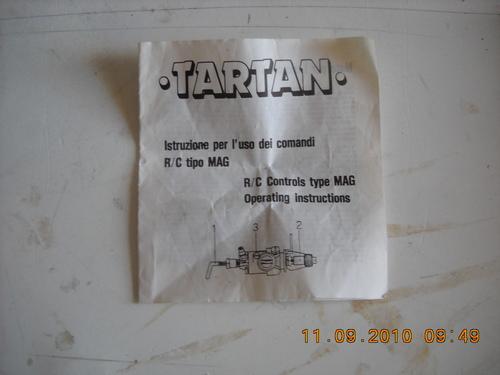 """Moteur """" Tartan """""""