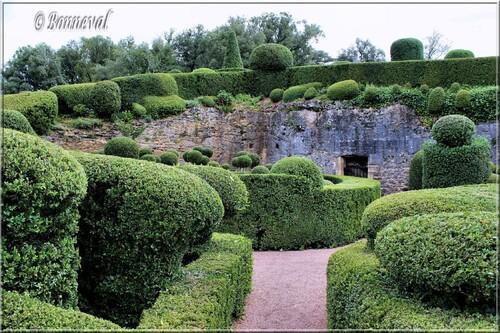 Les Jardins Suspendus de Marqueyssac Périgord Noir les Citernes