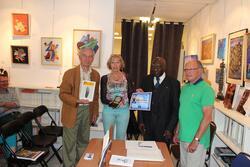 Prix Senghor de poésie 2014