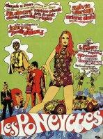 Johnny Hallyday - Sylvie Vartan : Les Poneyttes - 1968