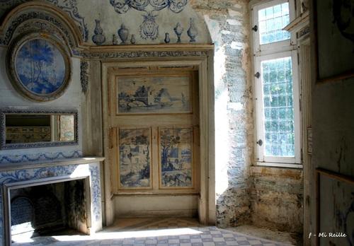 château des Ravalets à Tourlaville