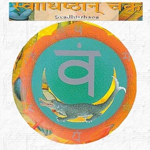 Le Chakras Sacral Svadhisthana