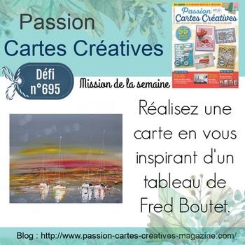 Passion cartes Créatives#695 !