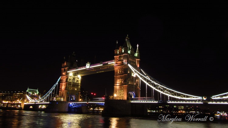 Londres : Tower Bridge