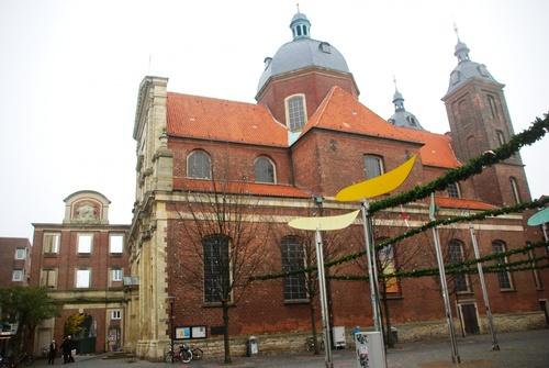 Münster en Allemagne