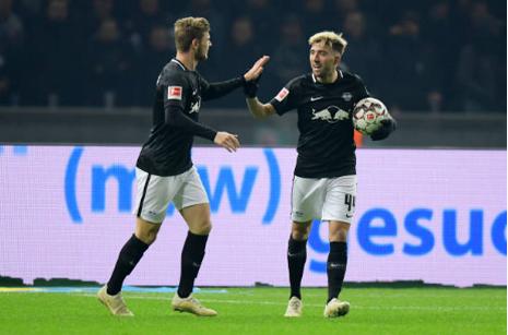 Maillot de foot RB Leipzig 2019 Troisieme