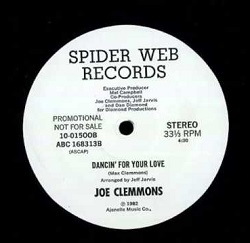Joe Clemmons - Dancin' For Your Love