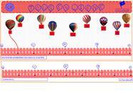 Atelier math les montgolfières