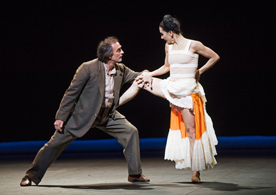 dance ballet sadlers wells ballet