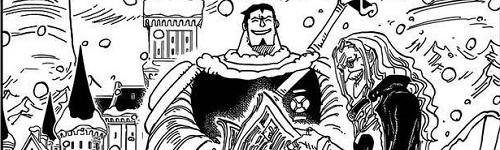 One Piece Chapitre 814 en Version Anglaise