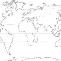 Continents Et Oceans Les Cm1 1