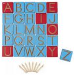 Écrire les lettres capitales