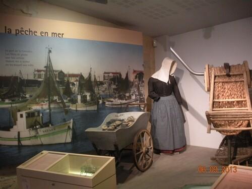 St Pierre d'Oléron - Le musée