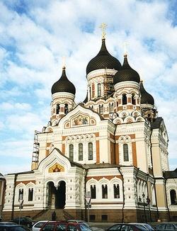 Mirabelle à Tallinn.