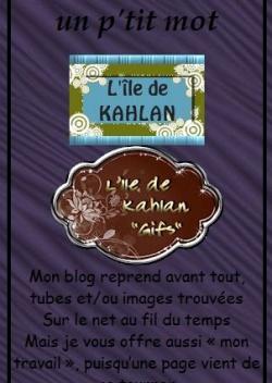 L'Ile de Kahlan