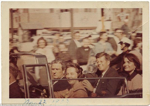 22 novembre 1963 : assassinat de John Kennedy