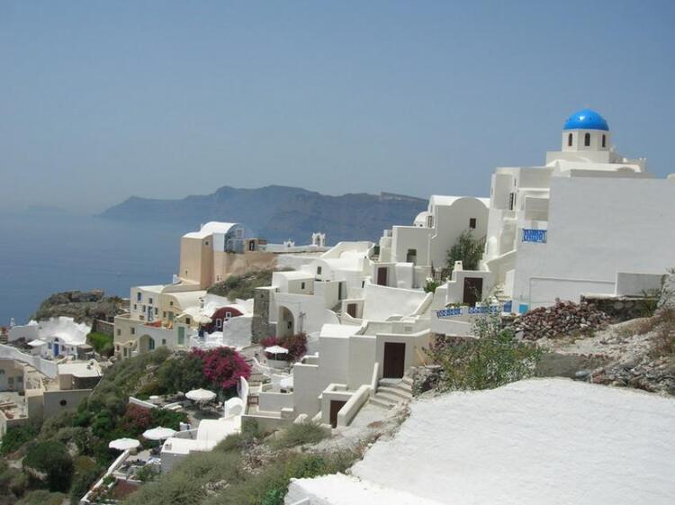 Images du monde : Une île de Grèce