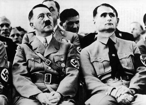 Rudolf Hess, le malade imaginaire de Nuremberg