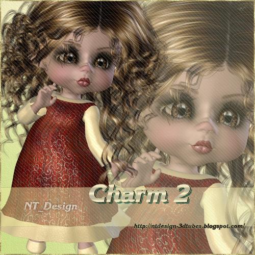 Charm (kit) 1/2
