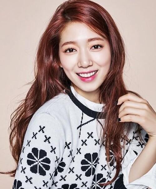 Park Shin Hye pour Elle