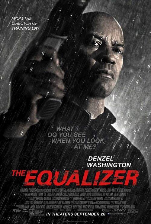 """Bonsoir a l'honneur : """" Equalizer """""""
