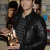 Peter Facinelli à New York pour le lancement du DVD New Moon