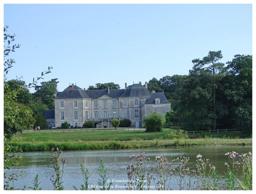 Château de la Rousselière - Frossay - 44 -