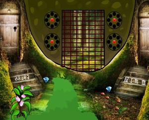 Jouer à Diamond garden escape
