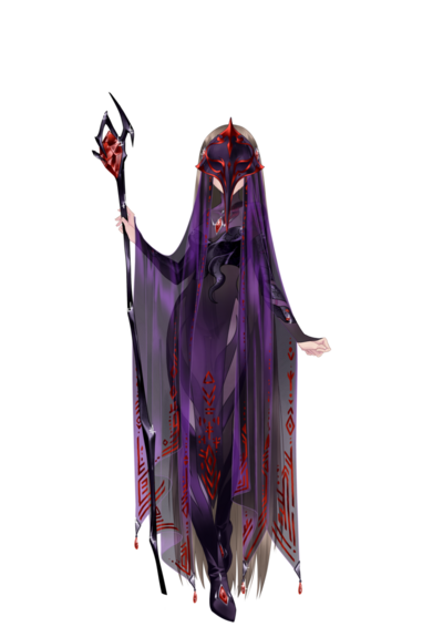 Misterious Enchantress