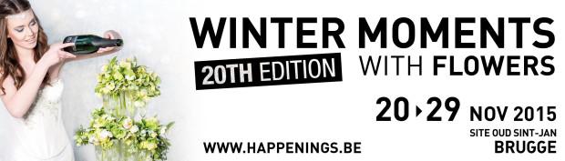Concours - Gagnez 5 x 2 entrées pour les Winter Moments à Bruges