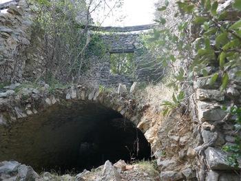Ruines du Délubre