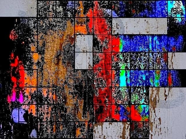 Le pan de mur 1 Marc de Metz 2011