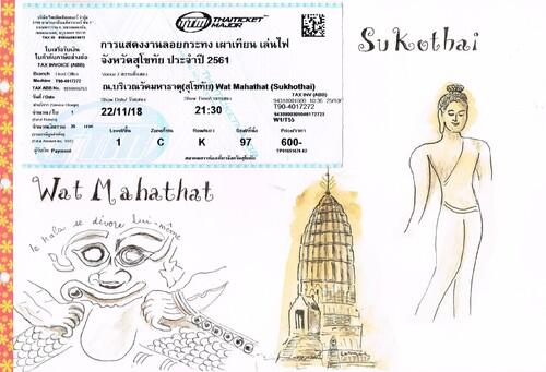 Carnet Thaïlande