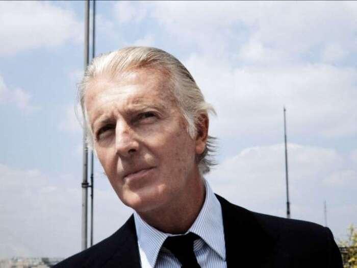 Le couturier Hubert de Givenchy est mort à l'âge de 91 ans
