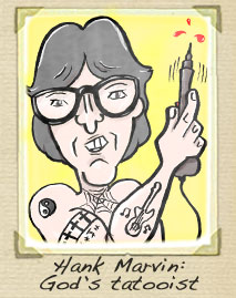 Hank Marvin (soliste)
