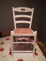 Refaire 1 chaise