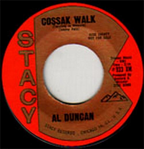 Al Duncan : Cossack Walk [ Twisting In Moscow ] - Bawana Jinde