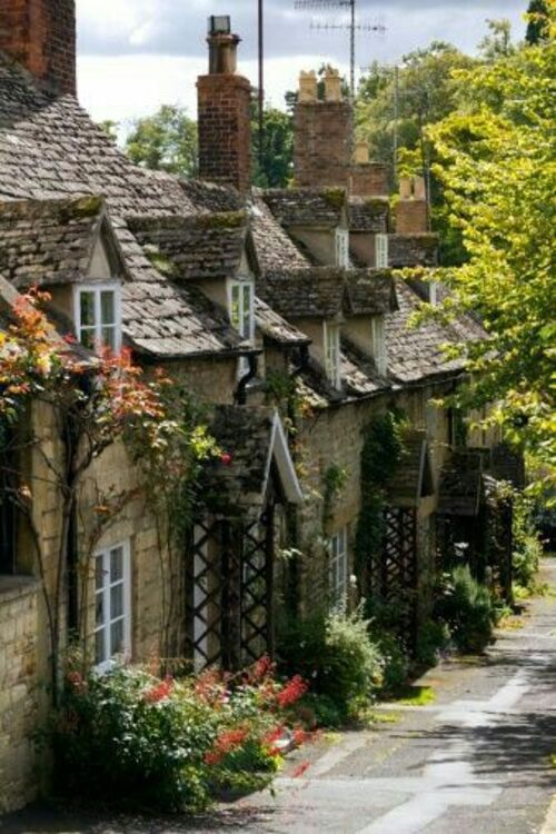 Cottages anglais