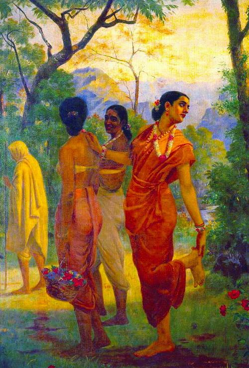 29 avril 1849 : naissance de Ravi Varmâ