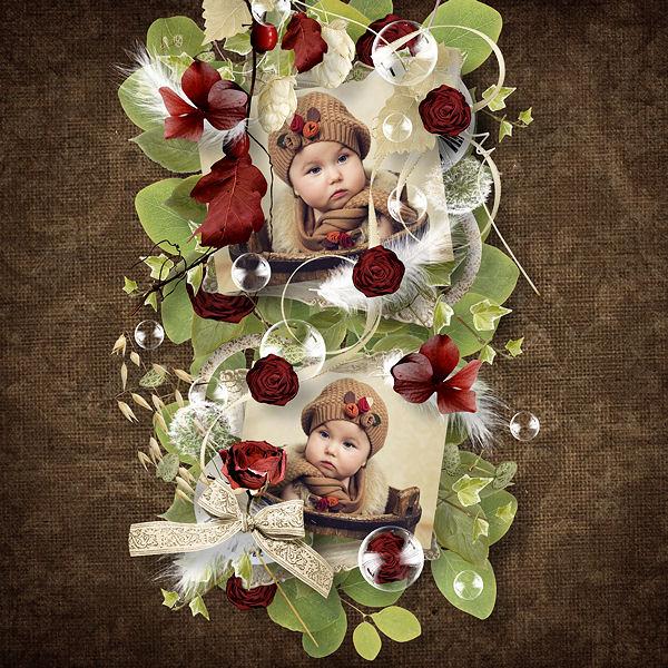 """""""Sweet cocooning"""" de Lilas Designs"""