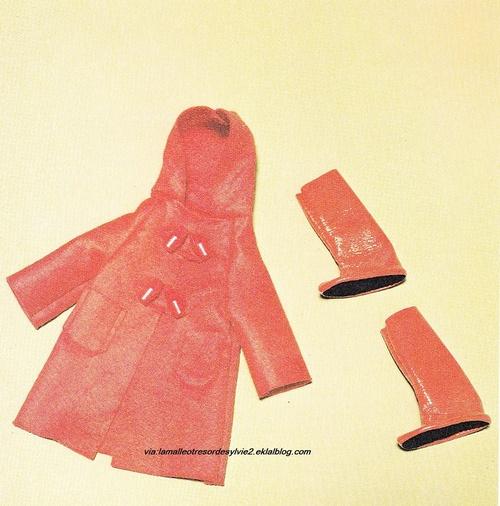 Vêtements de poupées 35cm: 3ème partie