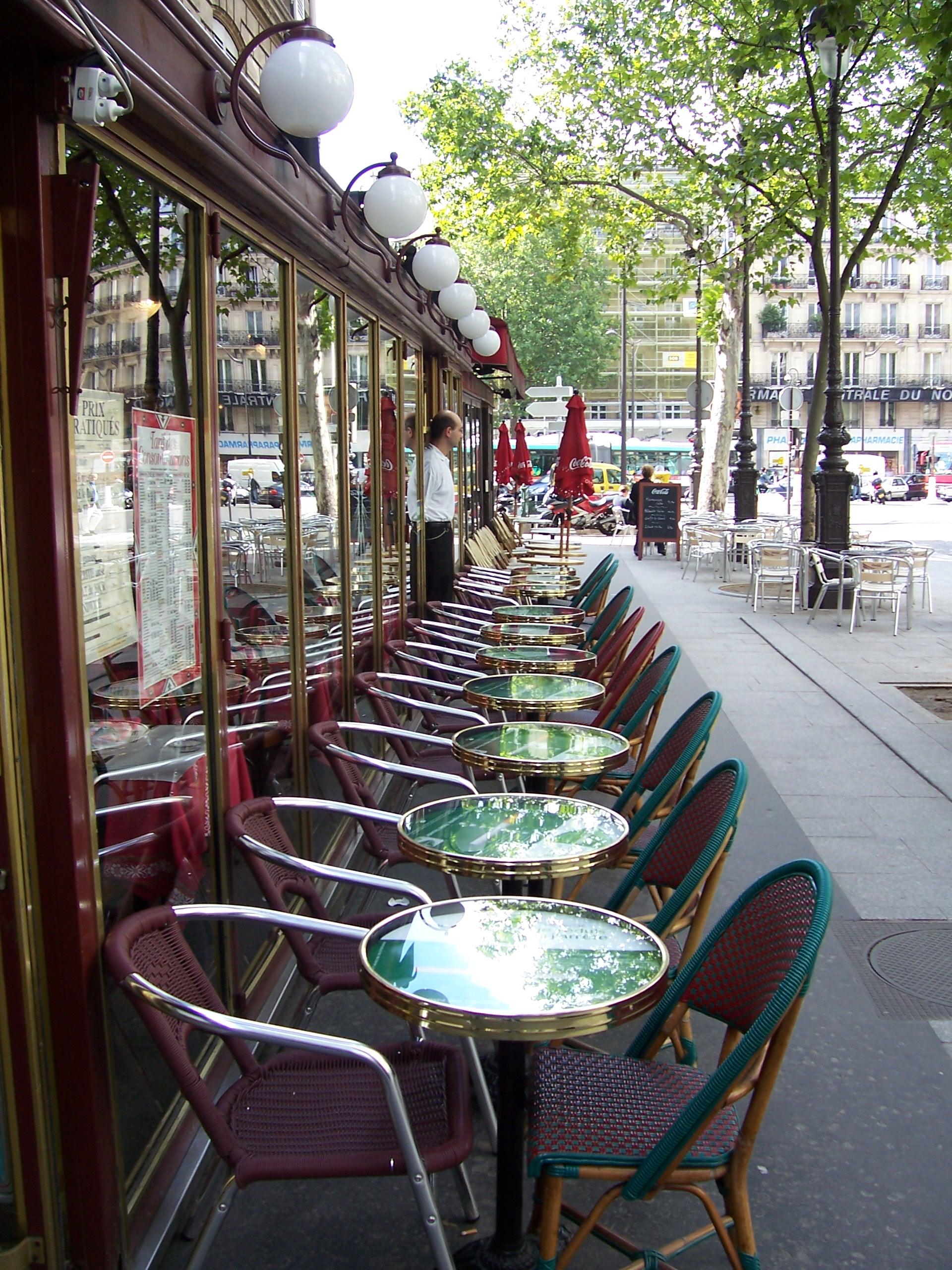 Caf Ef Bf Bd Restaurant Terrasse Exterieur