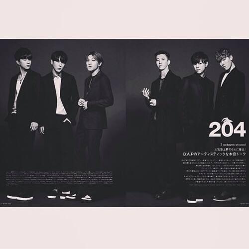 Autre photo de yongguk publiée le 26/11/2014